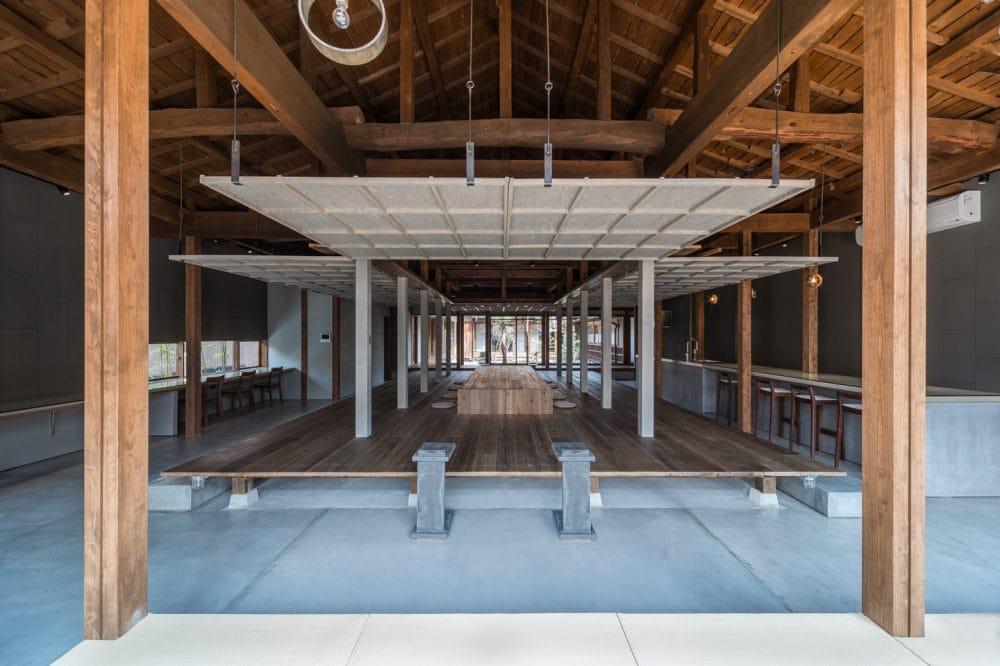 岡崎の研修所 / Traning Institute in Okazaki