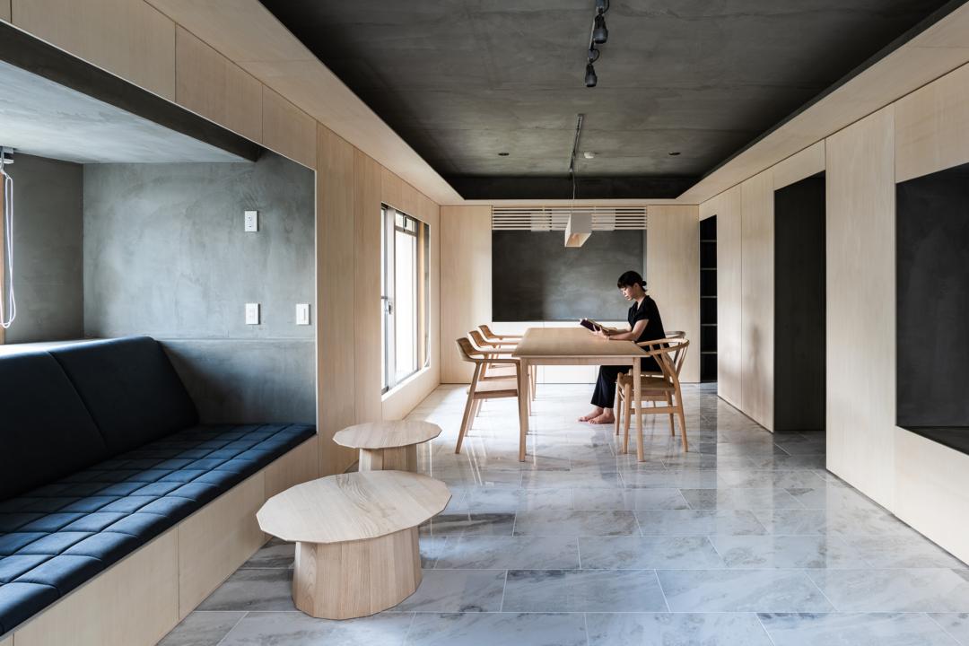 椥辻草街道町の住宅 / House in Nagitsujikusakaidocho