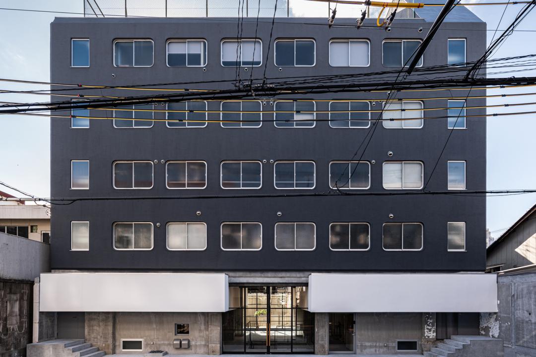 朱雀宝蔵町のホテル / Hotel in Suzakuhouzoucho