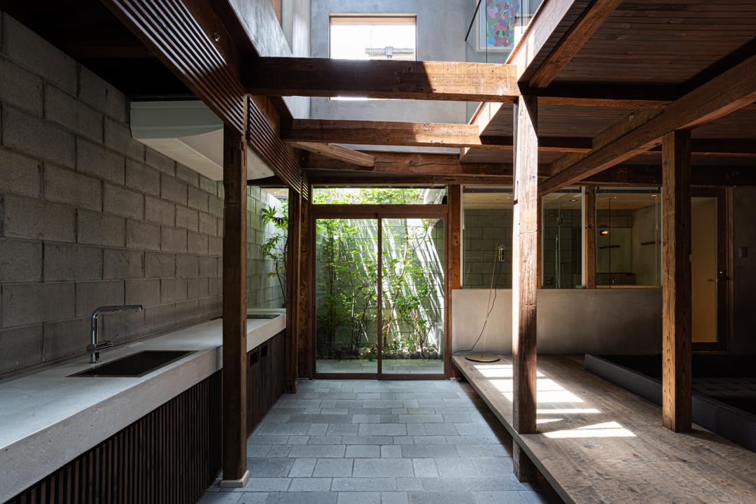 柚之木町のホテル / Hotel in Yunokicho